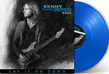 Kenny Wayne Shepherd Band Lay It on Down LP Vinyl European Provogue 2017 11