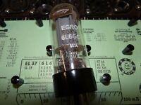 Röhre Egro 6L6GC Tube 70 mA Valve auf Funke W19 geprüft BL-1842