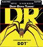 DR Strings DDT-12 Drop Down Tuning Electric Guitar Strings 12-60