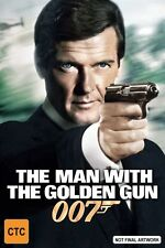 The Man With The Golden Gun (DVD, 2000) ***Disc Only***