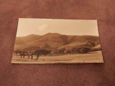 1950s Judges postcard - Skiddaw Keswick -Cumbria / Lake District