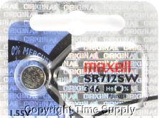 Maxell 346 SR712SW V346 628 280-66 SR721 Battery 0% MERCURY ( 1 PC )