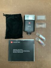 Leica SF24D Shoe Mount Flash Unit