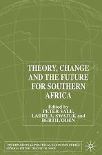 NEW Theory, Change and Southern Africa (International Political Economy Series)