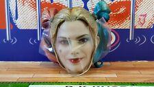 Hot Toys MMS407 DC Harley Quinn prisoner 1/6 action Figure's head sculpt only