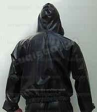 100% Latex Rubber Jacket/Jacke/Oberteil/Catsuit/Anzug