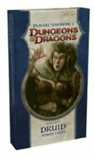 Dungeons & Dragons Players Handbook 2 Druid Cards