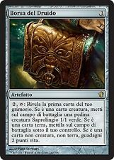 2x Borsa del Druido - Druidic Satchel MTG MAGIC C13 Commander 2013 Ita