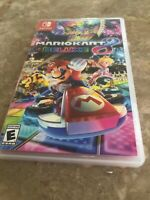 Mario Kart 8 Deluxe (Nintendo Switch) Fast Free Shipping.