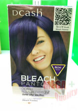 Dcash Violet Bleach Permanent Personality Avilable Change Beauty Styling Hair