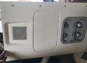 MD90 Aircraft, PSU (passenger service unit) With Oxygen Masks