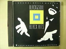 CD i grandi della musica  Black & Soul black hits  editoriale Diana Ross Jackson