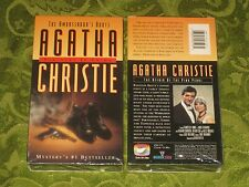 BRAND NEW AGATHA CHRISTIE PARTNERS IN CRIME VHS VIDEO RARE MOVIE NOT ON DVD!