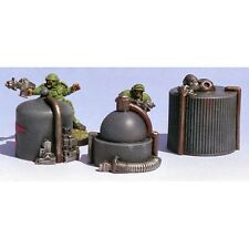 Armorcast BattleTech RoboTech ACSF003 Cryo  Tank, Fuel Processor & Oil Unpainted
