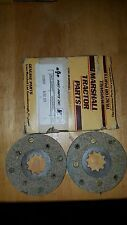 Leyland Brake Disc Set 18G8097 OEM NOS Fits Mini 154 And Others