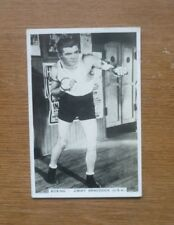 Jimmy Braddock (USA) - Sporting Events and Stars Cigarette Card No. 53 (1935).