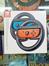 Nintendo Switch Set 2 Volanti Accessorio per Controller - Neri