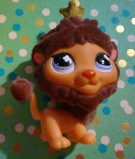 Littlest Pet Shop Lion  #809 Cute(G)