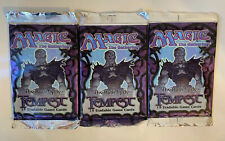 Magic The Gathering Mtg Tempest Booster Factory Sealed 3 Packs