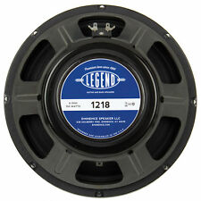 "Eminence Legend 1218 12"" Guitar Speaker - 8 ohm - FREE US SHIPPING!"