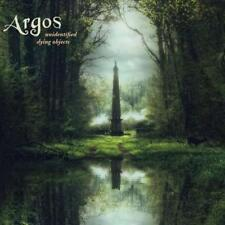 ARGOS - UNIDENTIFIED DYING OBJECTS  2018 DIGIPAK NEW GERMANY NEO PROG SUPERIOR