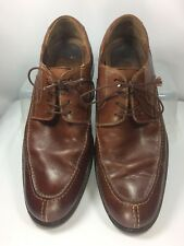Johnston & Murphy Mens 20-9413 Brown Leather Oxford Lace Up Shoe Size 11.5 M