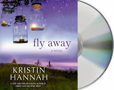 Fly Away by Kristin Hannah 2013 Unabridged CD Audiobook Set Ex Library Good Used