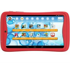 "Kurio Tab Junior 7 "" Bambini Tablet PC 1GB RAM Android 6 M Malva Rosso 8GB +"