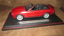 Mustang 2010 rare promotional pre-release collector model