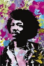 Jimi Hendrix: Colores-Maxi Poster 61cm X 91,5 Cm (nuevo Y Sellado)