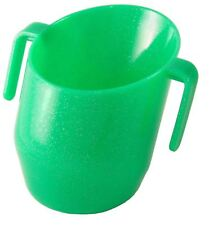 Bickiepegs DOIDY CUP - SPARKLE GREEN Baby Child Infant Drinking Training BN
