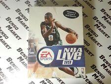 NBA LIVE 99 1999 - PC - BIG BOX EDIZIONE CARTONATA ITALIANA - NUOVO SIGILLATO