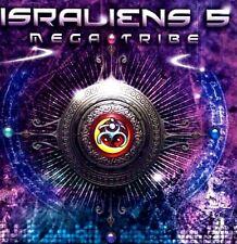 ISRALIENS 5 - MEGA TRIBE various (CD compilation) psy-trance
