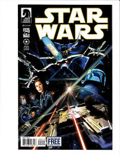 Star Wars #2 Dark Horse 2013 NM 9.4+ Alex Ross painted cover.