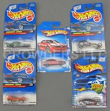 Hot Wheels 3 Piece Terrorific Series + '10 Camaro SS + Trump Series Charger RT