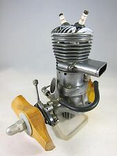 "Vintage Super Cyclone 60 ""GR"" Dual Plug Ignition Model Airplane Engine"
