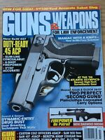 Guns And Weapons For Law Enforcement July 1996 Duty Ready .45 ACP