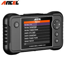 ANCEL Scanner OBD2 Diagnostic Auto Tool Car ABS SRS Transmission Engine Check US