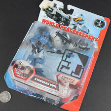 World Peacekeepers TL Flaring Pointman Ammobot 04 1/18 Action Figure