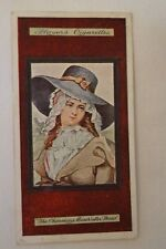Vintage 1923 - John Player - Miniatures Card - The Charming Muser