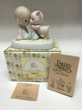 """Precious Moments Figurine """"We're In It Together"""" #E-9259"""