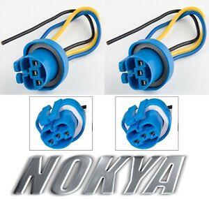 Nokya Wire Harness Pigtail Female 9007 HB5 Nok9103 Head Light Bulb Plug Socket