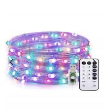 TaoTronics LED String Lights 33ft 100 LEDs USB Powered Dimmable