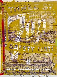 Peter Mars Art Buddha Healing Arts Medicine Buddhism Meditation Creative Chaos