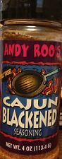 Andy Roo's Cajun Blackened Seasoning (4-pack)