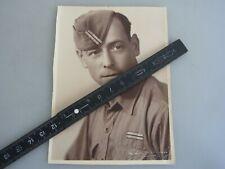 Foto Portrait Legion Condor Spanien Schiffchen K389