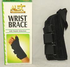 ALEX Orthopedic - 1341 Ultra Fit WRIST BRACE w/ Thumb Abduction *MANY SIZES *NEW