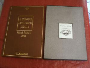 Il Libro dei Francobolli d'Italia - Valori Postali Anno 2004 BUCA DELLE LETTERE