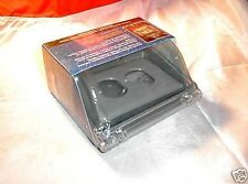 CARLSON WEATHERPROOF GFCI RECEPTACLE COVER E9UHCRN NEW