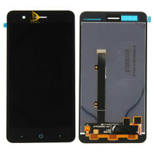 For 5 in ZTE Blade A510 Full LCD Display + Touch Screen Digitizer Assembly Black